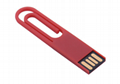 Paper clip USB flash drive 2