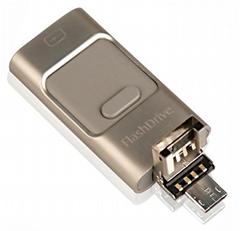 Fashion smart USB flash drive