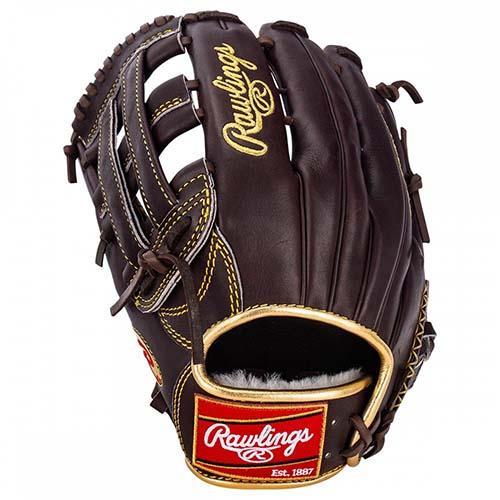 "Rawlings RGG3039-6MO Gold Glove Series 12.75"" Baseball Glove  1"