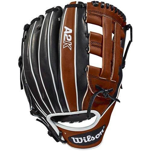 "Wilson A2K 1721 12"" Baseball Glove - 2018 Model   1"