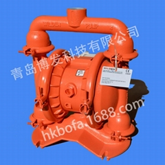 美国WILDEN气动隔膜泵