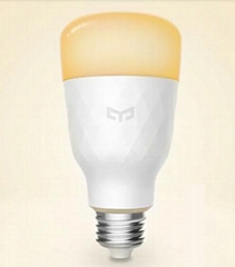 Smart LED Bulb Dimmable,WiFi,10W, 800lm, smartphone controlled, led light