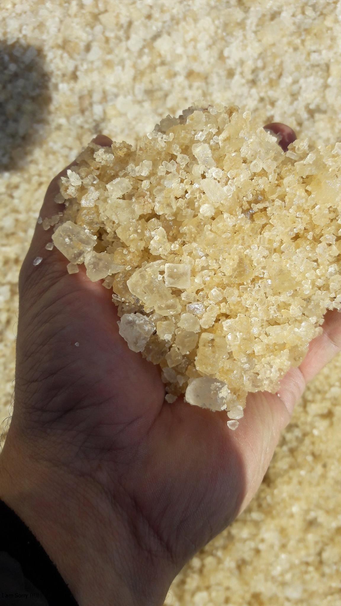 Industrial salt 1