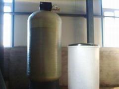 换热器软化水设备
