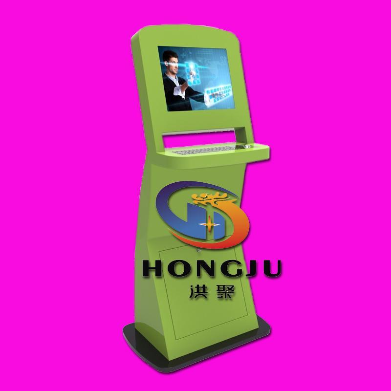 自助一體機+人臉識別系統 4