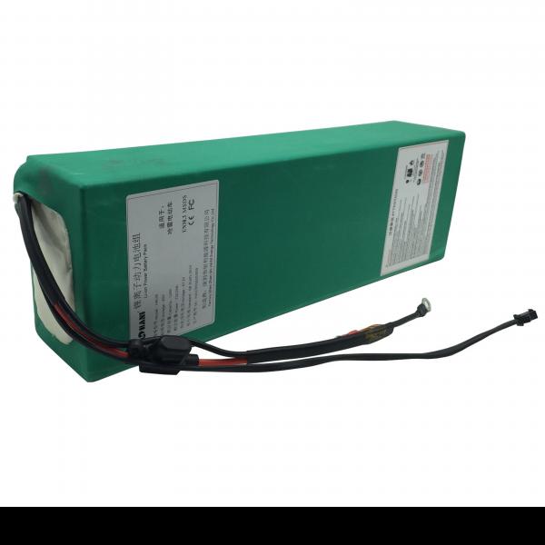 60V Harley Battery 12Ah 16S Li-ion Battery Pack