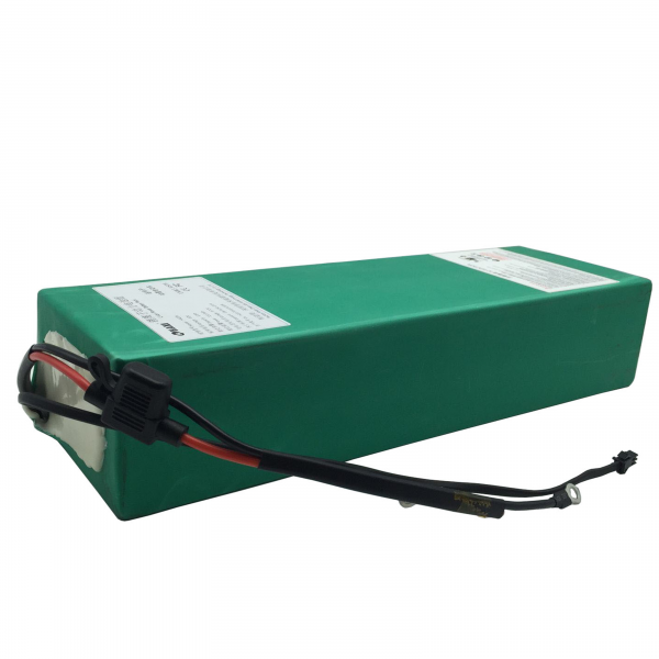 60V Harley Battery 12Ah 16S Li-ion Battery Pack 2