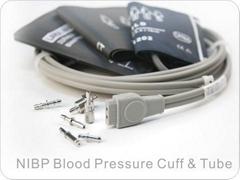 NIBP Blood Pressure Cuff &Tube