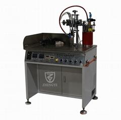 ZYDJ-1 Full -auto Bottom Plate Anaerobic Adhesive Glue Dispensing Machine