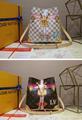 LV bag fashion louis vuitton shoulder bag lv messager bag lady lv purse Monogram 7