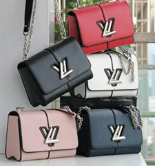 LV bag fashion louis vuitton shoulder bag lv messager bag lady lv purse Monogram (Hot Product - 32*)