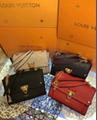 LV bag fashion louis vuitton shoulder bag lv messager bag lady lv purse Monogram 18