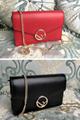 Fendi bag KAN I  Black leather FENDI CAMERA CASE Multicolor canvas bag purse 10