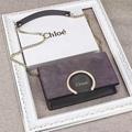 CHOLE bag NILE bracelet type Tote Bag cluth FAYE chole lady handbag shampskin