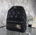 Moschino backpack Cigarette Burn White women fashion handbag Moschino bag