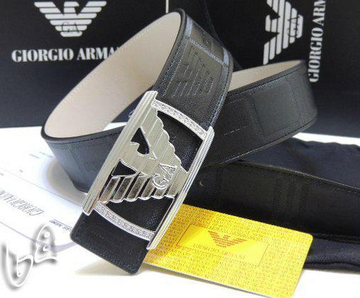 GIORGIO ARMANI REVERSIBLE LEATHER BELT armani belt REVERSIBLE LEATH man strap   9