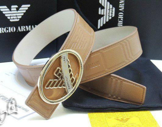 GIORGIO ARMANI REVERSIBLE LEATHER BELT armani belt REVERSIBLE LEATH man strap   13