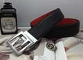Fendi belt man cow real leather High-grade meta ldouble F with box package