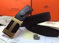 Hermès Togo calfskin leather hermes belt fashion H buckle man hermes strap 19