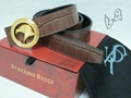 New Stefano Ricci belt real leather belt Stefano Ricci straps man girdle