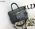Burberry bag backpack duffle Leather Briefcase burberry Leather Crossbody 2