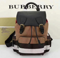 Burberry bag backpack duffle Leather Briefcase burberry Leather Crossbody