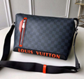 Monogram LV duffle leather man briefcase