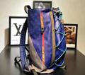 Monogram LV duffle leather man briefcase lv messenger bag travling backpack  8