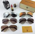 Louis Vuitton men LV sunglasses TONCA MASCOT DISTRICT woman eyewear sun blinkers
