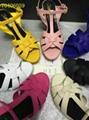 YSL shoes high heel sandals ballet YSL
