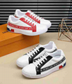 LV leisure shoes men loafers LV sport trainers shoes monogram lv sneakers