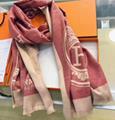 Hermes scarf woman shawl hermes muffler neckerchief christmas gift box     6