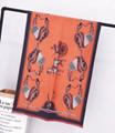 Hermes scarf woman shawl hermes muffler neckerchief christmas gift box     16