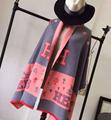 Hermes scarf woman shawl hermes muffler neckerchief christmas gift box     17