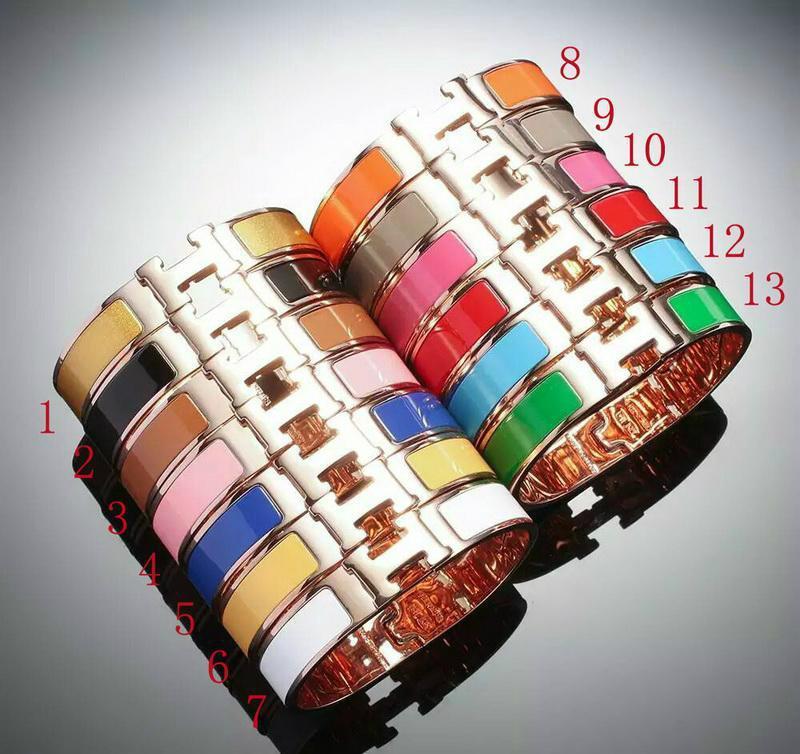 Hermes bracelet Clic Clac H Hermès fashion jewelry hermes bangles