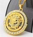 Fashion Versace jewelry set Versace necklace gift box