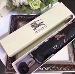High quality burberry umbrella bumbershoot gift box burberry