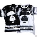 Aape bape stylish T-shirt man Cotton