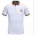 LV tshirt monogram man Cotton t-shirt
