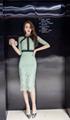 DIOR Dress one-piece long woman petticoat DIOR skirt evening underdress 6