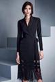 DIOR Dress one-piece long woman petticoat DIOR skirt evening underdress 10