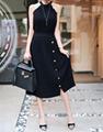 DIOR Dress one-piece long woman petticoat DIOR skirt evening underdress 2