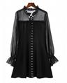 DIOR Dress one-piece long woman petticoat DIOR skirt evening underdress