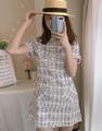 DIOR Dress one-piece long woman petticoat DIOR skirt evening underdress 19