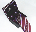 Louis Vuitton man tie fashion necktie LV choker new neckcloth LV silk neckwear