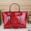 Cheap Armani bag glossy AJ handbag lady