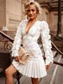 Herve Leger bandage dresses iconic designer Herve Leger evening gowns cloth