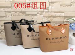 Buberry bag lady handbags brown burberry wallets purse wholesale