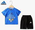 Adidas tracksuit kid jogging adidas children tshirt pants girl dress