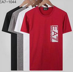 Wholesale Armani tshirt man Armani short t-shirt tops Armani shirt